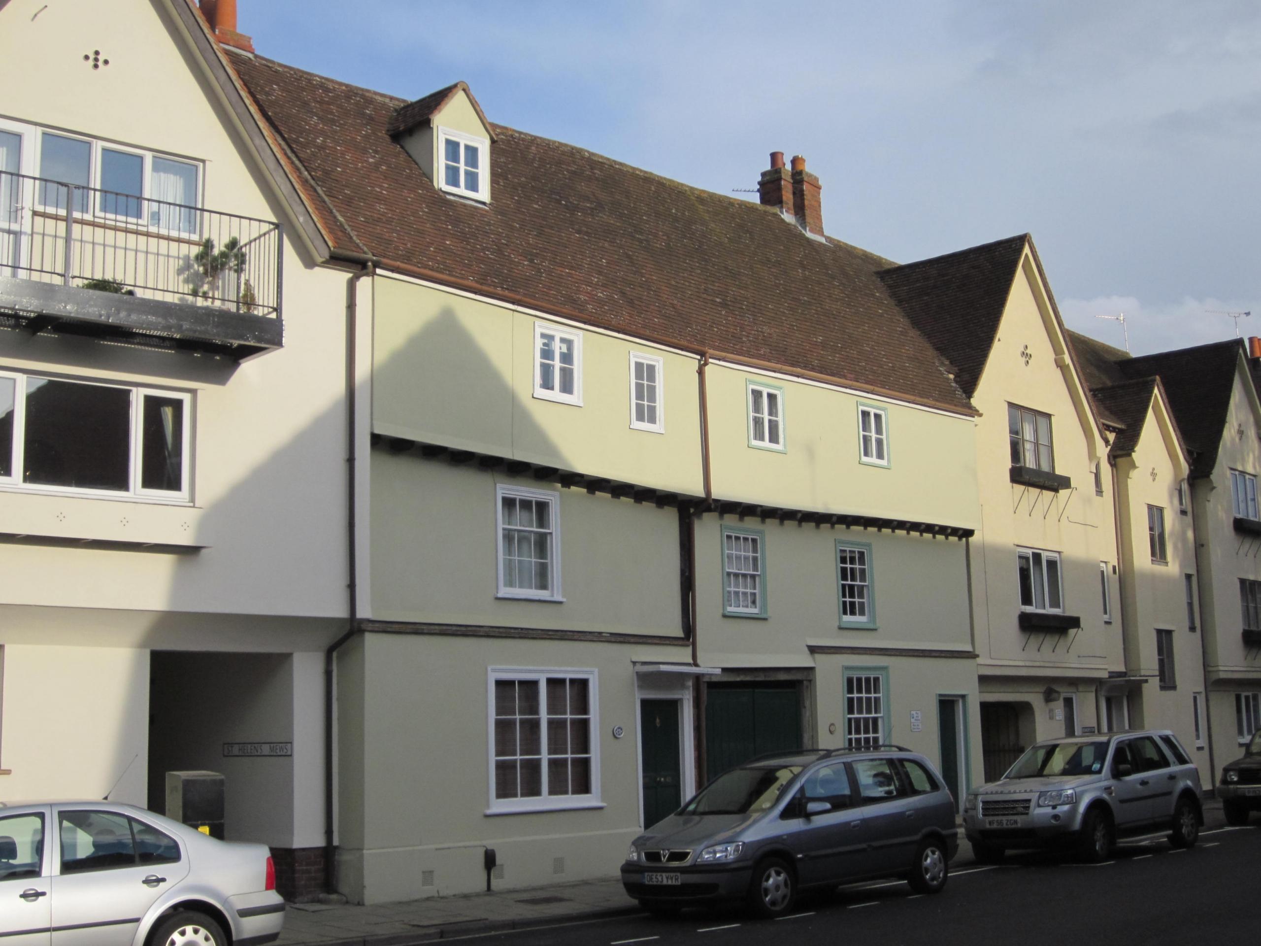 48 West St Helen Street in 2012
