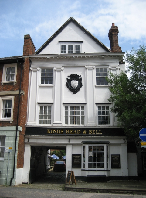 The King's Head and Bell in 2012