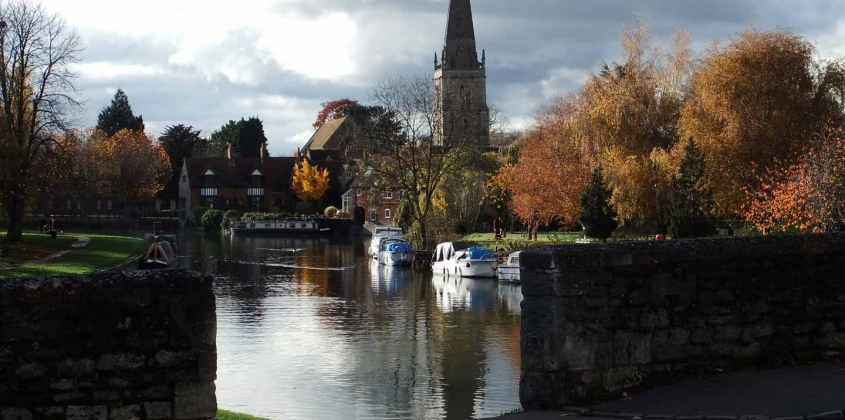 Discover Abingdon-on-Thames