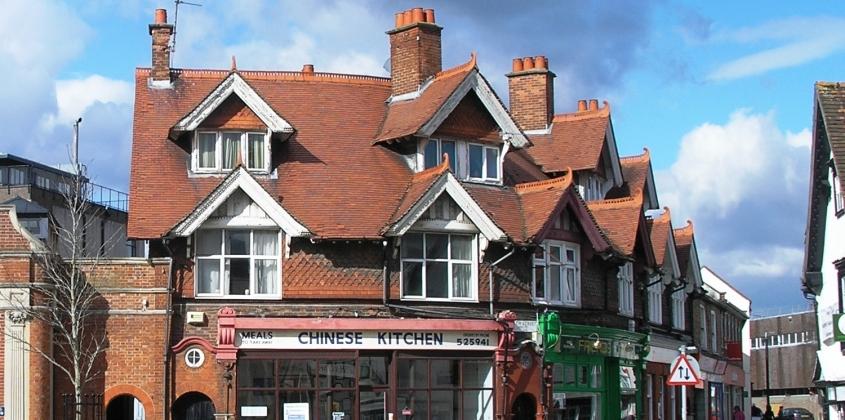 3 The square Abingdon