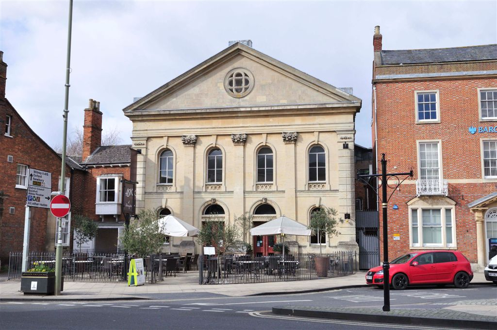 The Congregational Chapel in 2013