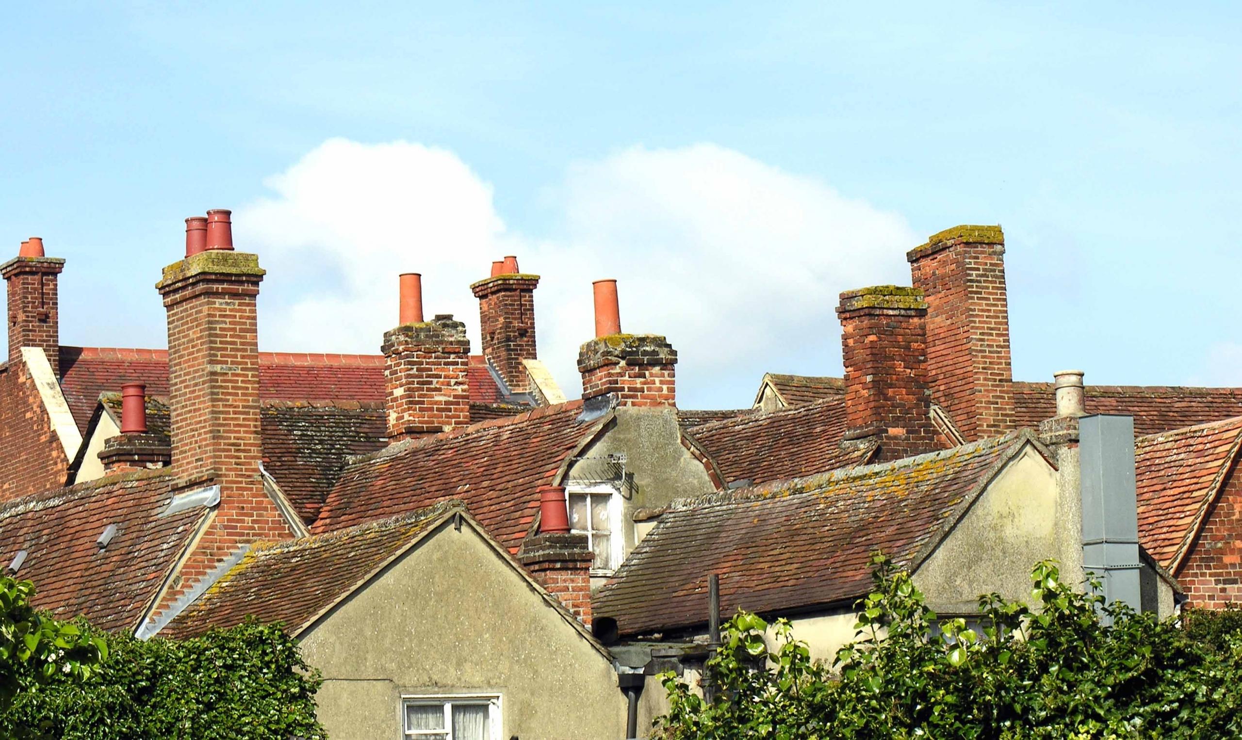 Stert Street Roofs