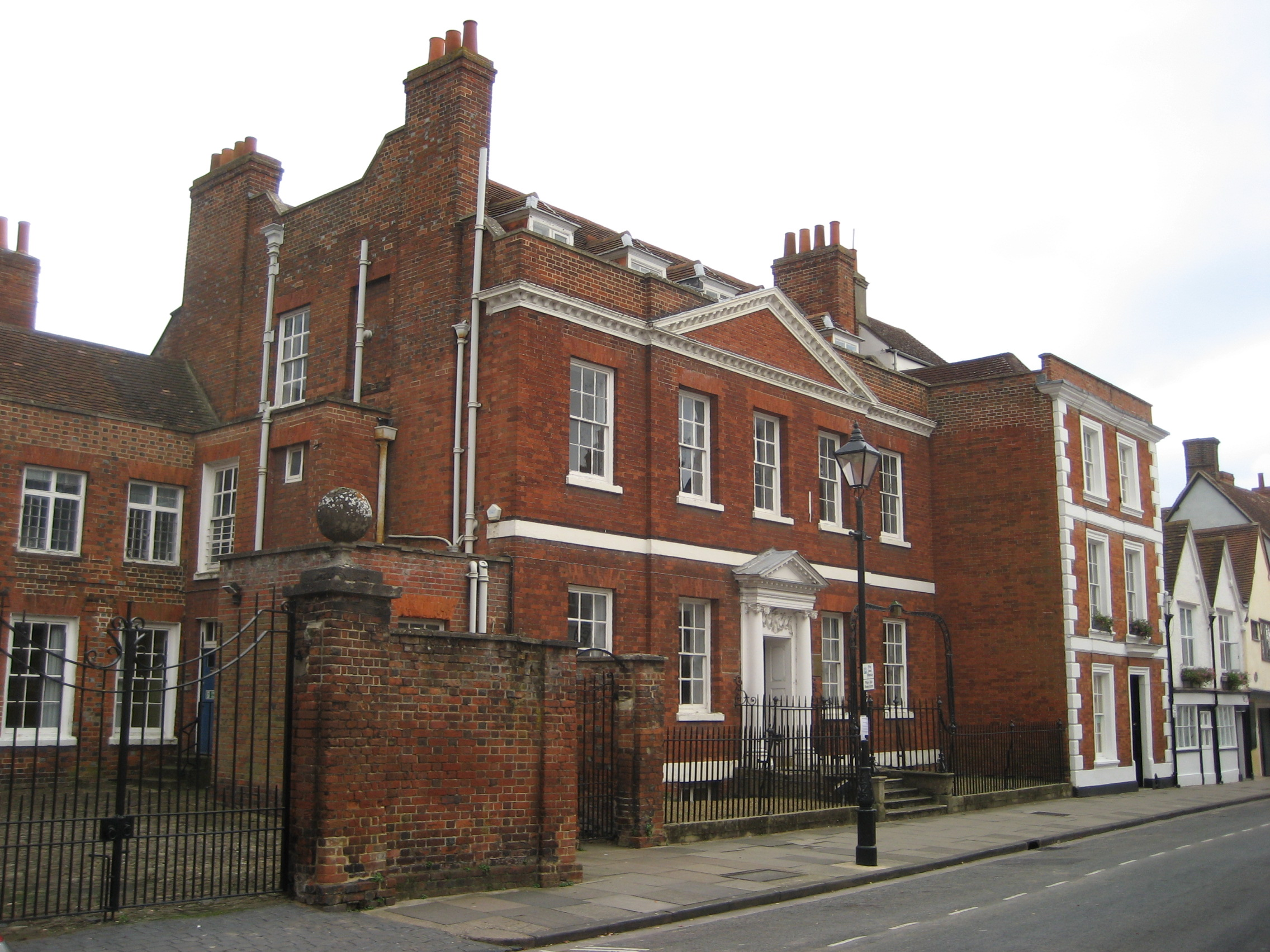 Twickenham House front view