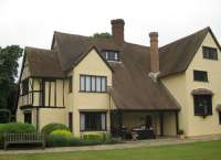 Lacies Court from the south wes