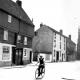 48 West St Helen Street (left of centre) in 1974