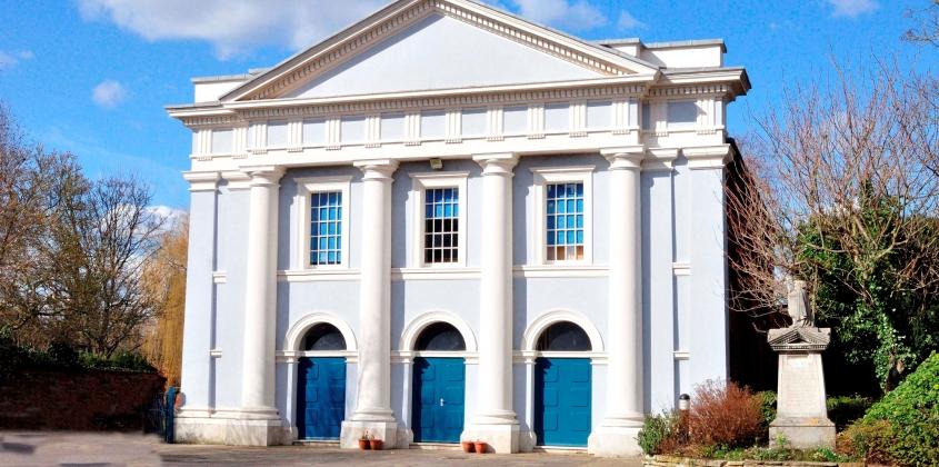 The Baptist Church in 2013