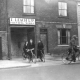 54 Ock Street in the late 1930s when it was Leach's printing works