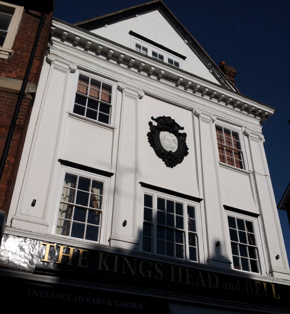 The Kings Head and Bell, Abingdon