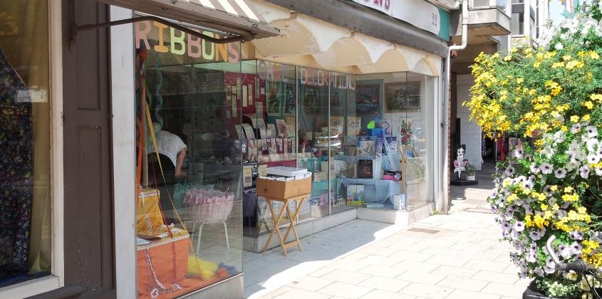Masons Bath Street Shop