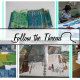 Follow the Thread - handcrafted textile art inspired by the museums collection
