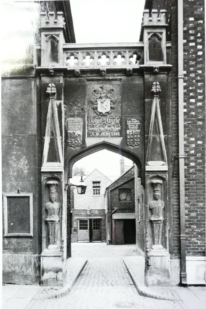 Courtesy of Abingdon County Hall Museum.