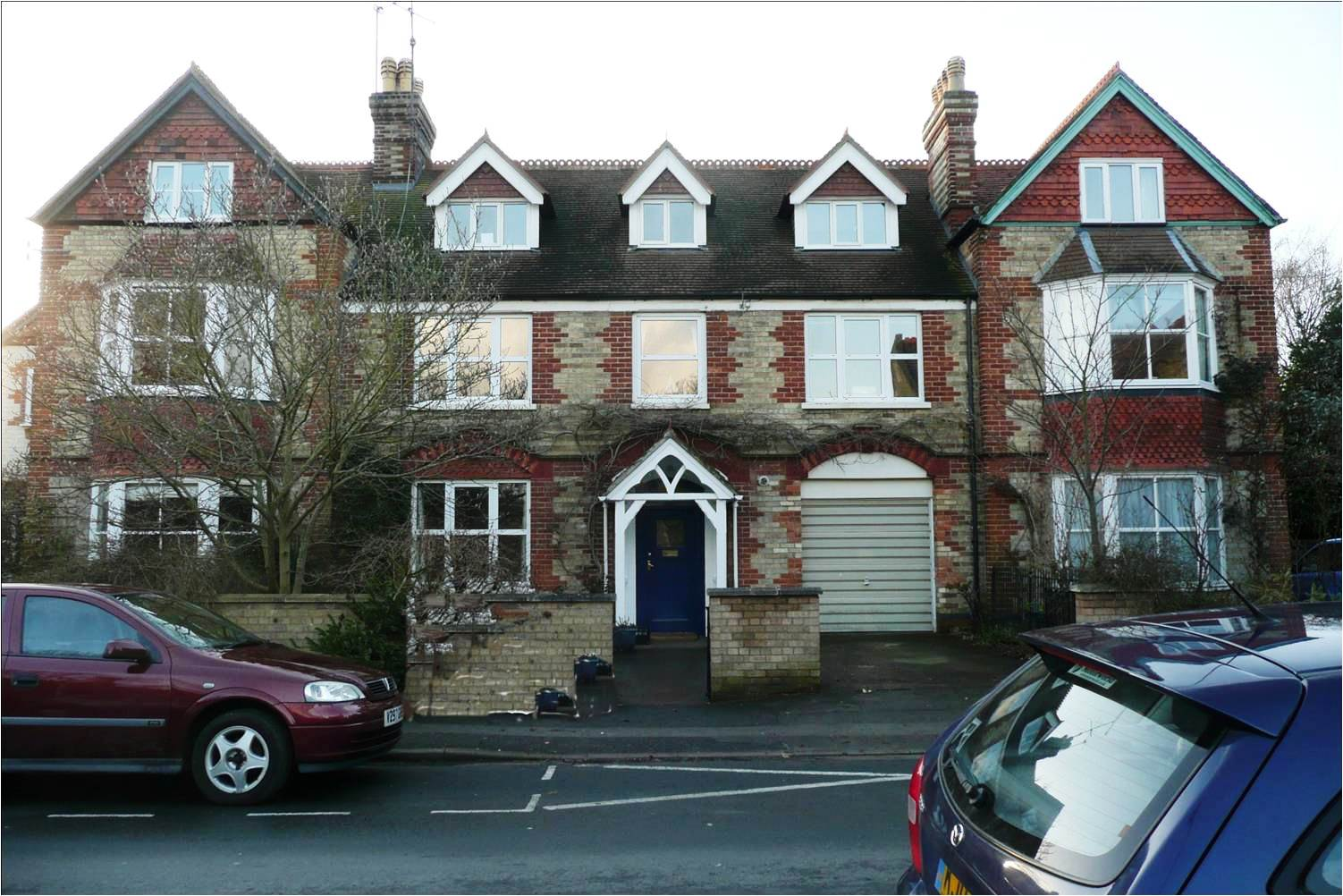 12 Conduit Road, where George and Ellen were living by 1922 and where they celebrated their golden wedding anniversary.