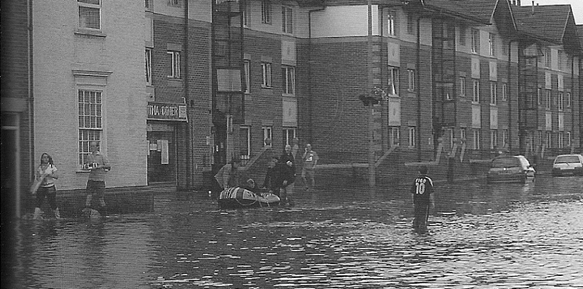 Ock Street Flood