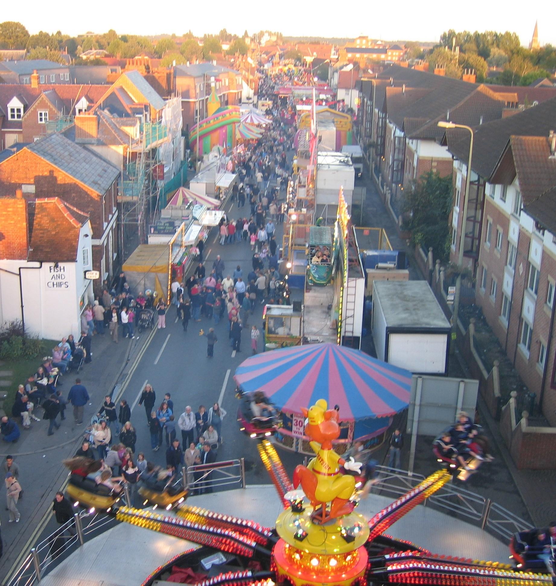 Ock Street Fair