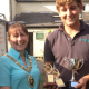 Mayor's Fishing cup competition winner
