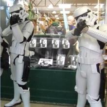 Star wars Stormtroopers in abingdon