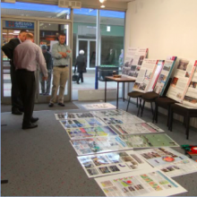 Urban Design projects on Display