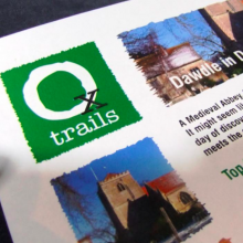 Oxtrails project under way