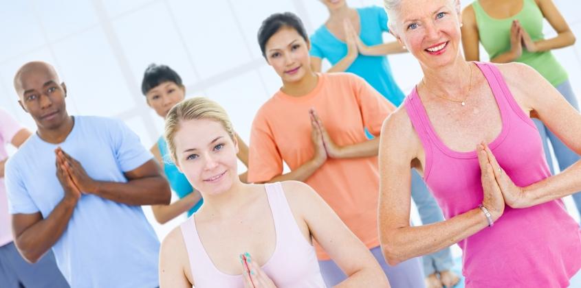 Pilates classs