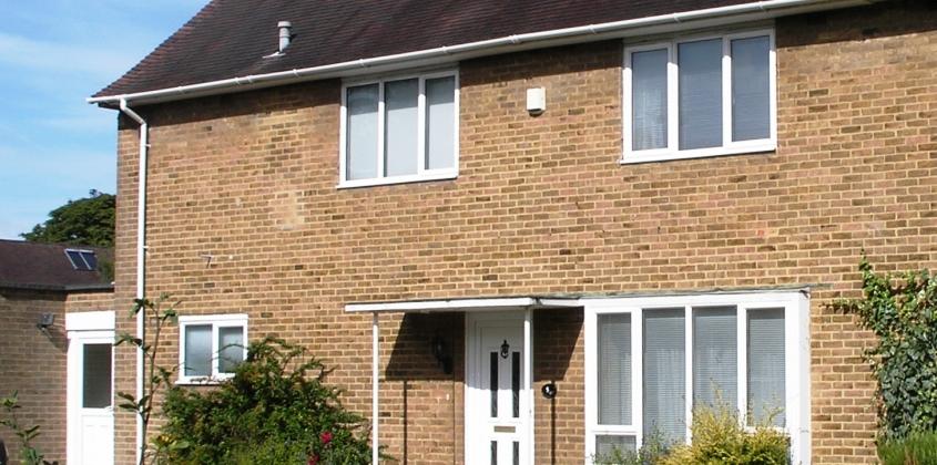 Pontecorvo's House in Letcombe Avenue