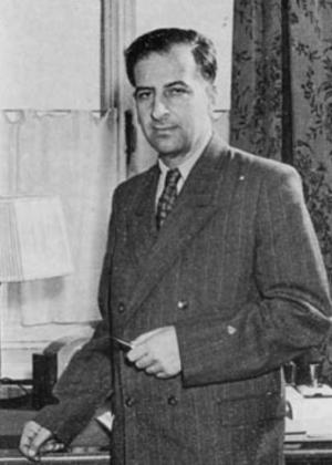 Bruno Pontecorvo in Russia, 1955