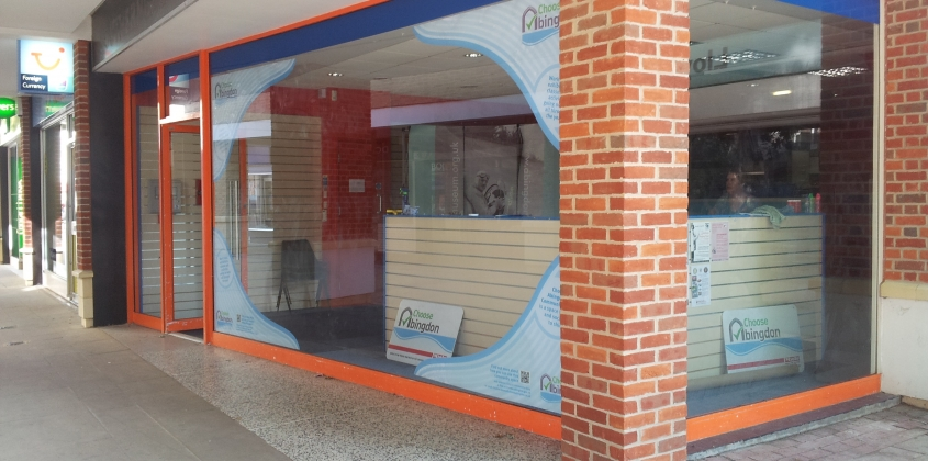Apprenticeship Week will be based at the Choose Abingdon Community Shop