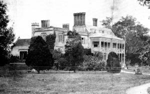 Fitzharris Manor – a gentleman's residence, c. 1874