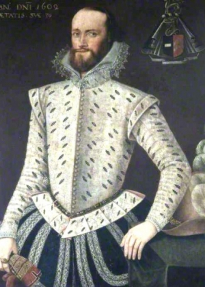 William Bostock by Sampson Strong
