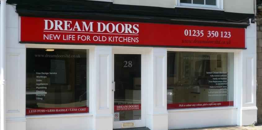Dream Doors Showroom