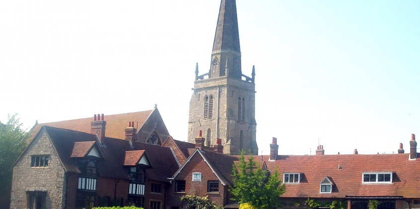 St Helen's by River