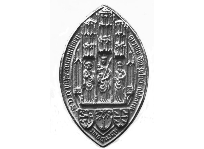 Abbot Sant's seal