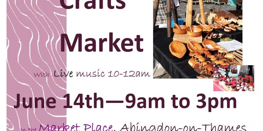 Craft Fair poster june 14v2