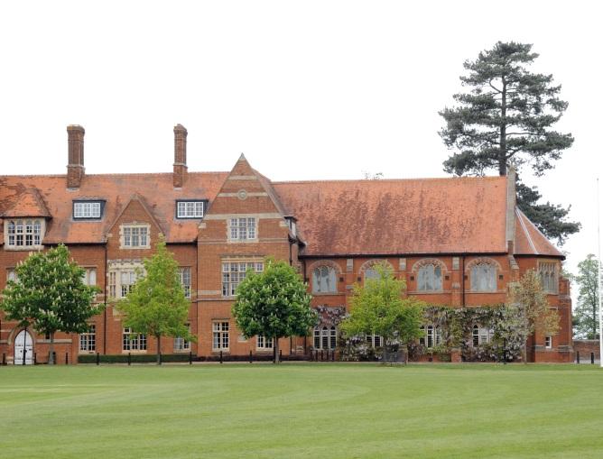 Abingdon School gymnasium and chapel