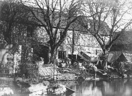 Millstream Garden 1891 (Friends)