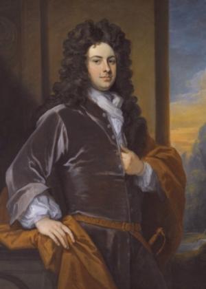 James Bertie, Earl of Abingdon, by Sir Geoffrey Kneller