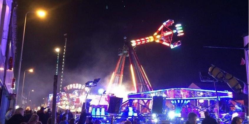 Michaelmas Fair - the largest street fair in Europe