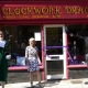 Clockwork Dragon opened summer 2015 with a visit from the Mayor and Town Crier