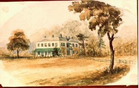 Sheepstead, Marcham, in 1858