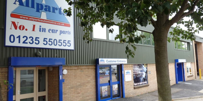 Front of Autosessive in Suffolk Way