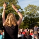 Wristbands are essential for the evening Music in the Park event on 4th June