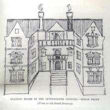 Claydon House in the 17th Century