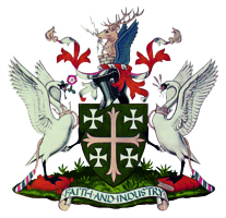 Abingdon-on-Thames Coat of Arms