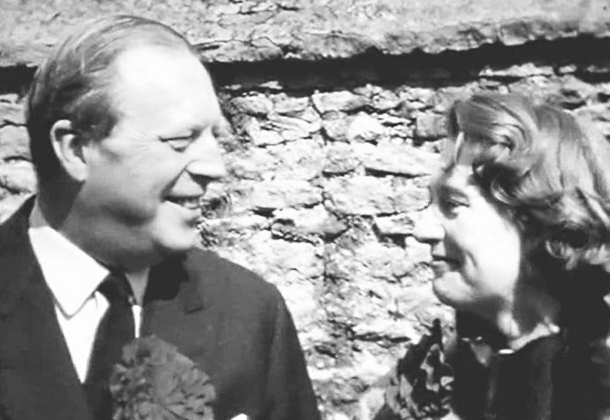 Airey Neave and his wife