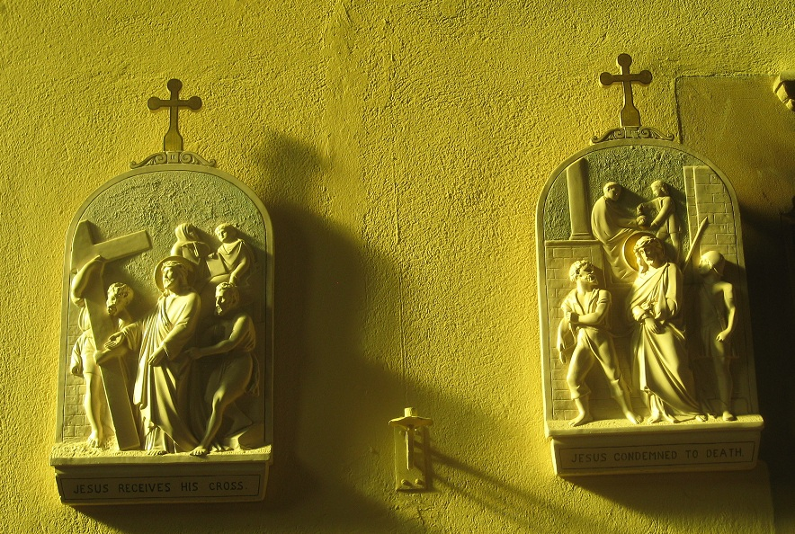 Figure 10 Stations of the Cross