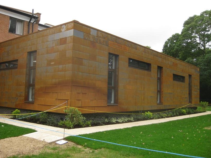 Figure 19 Design and Technology centre (2013) (© D Clark 2015)