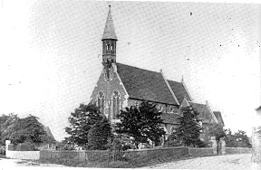 Figure 3 The church before 1884 (Henry Taunt, HT02022