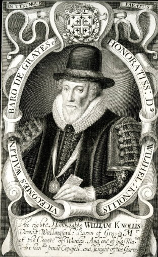 William Knollys