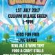 Culham 17 • Sat July 1st • Fun Fair • Dog Show • Cash Bar • Games & Competitions • Craft, Vintage & Food Stalls • Live Bands