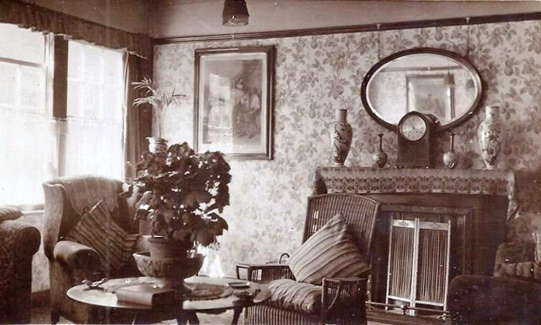 A corner of the lounge