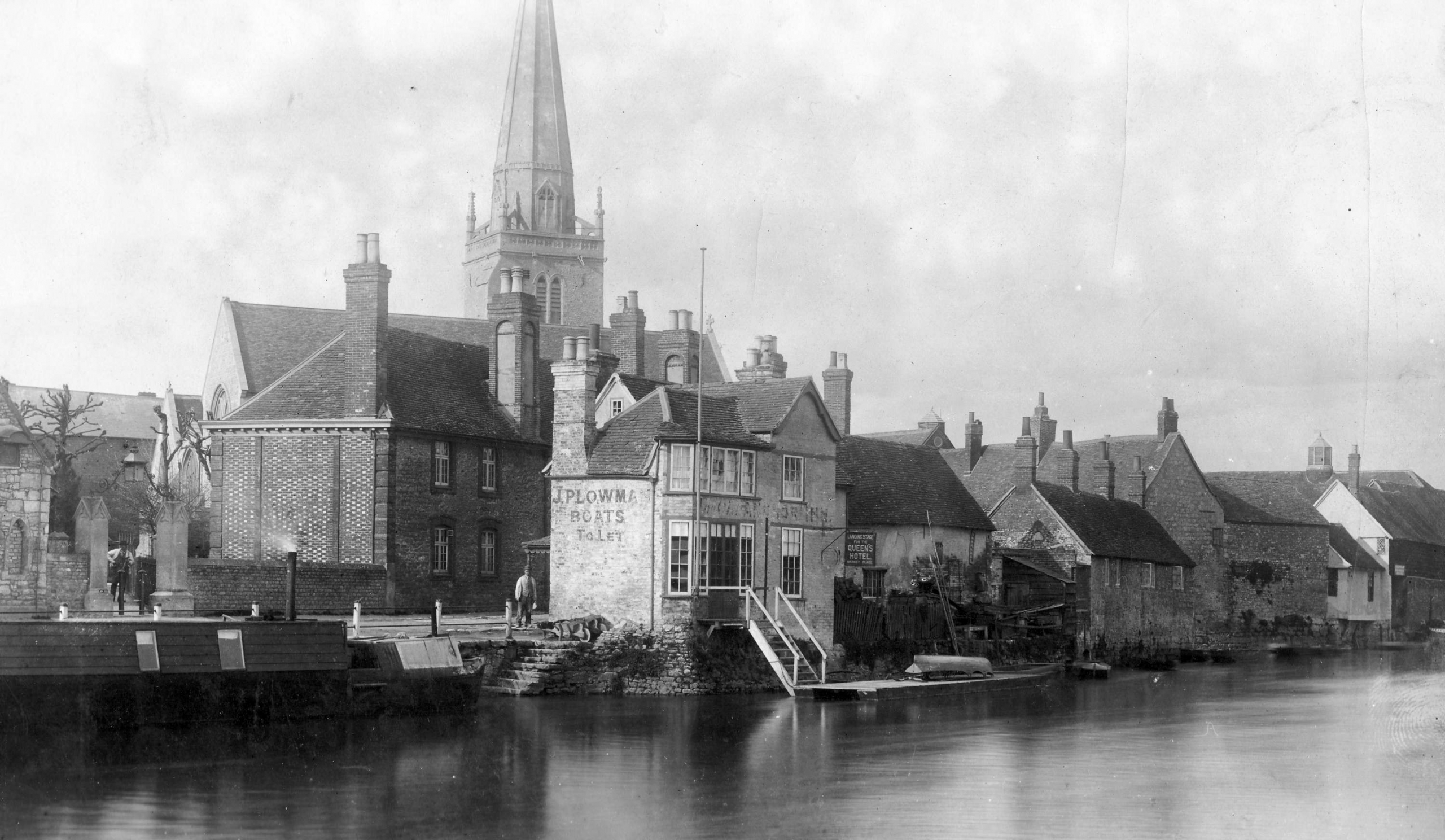 The Almshouses-over-the-Water